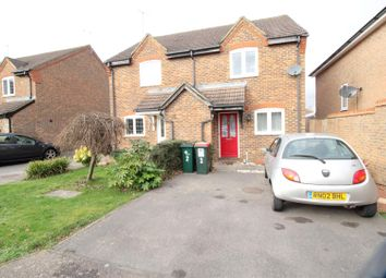 Thumbnail 2 bed property for sale in Parnell Close, Maidenbower, Crawley