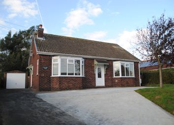 Thumbnail 2 bed detached bungalow to rent in Brocklesby Road, Ulceby