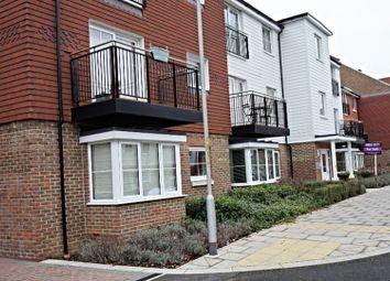 Thumbnail 1 bed block of flats for sale in Eden Road, Sevenoaks