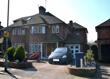 Thumbnail 4 bed semi-detached house for sale in Greenbank Crescent, London