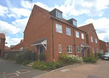 Thumbnail 3 bed semi-detached house to rent in Churston, Broughton, Milton Keynes