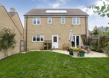 Thumbnail 4 bed property for sale in Creed Road, Oundle, Peterborough