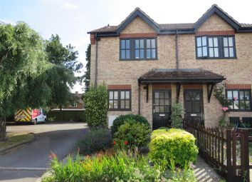 Thumbnail 2 bed end terrace house for sale in Lumley Close, Salisbury