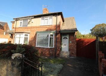Thumbnail 2 bed semi-detached house for sale in Brinkburn Drive, Darlington