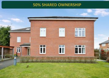 Thumbnail 2 bedroom flat for sale in Fields Court, South Wigston, Leicester
