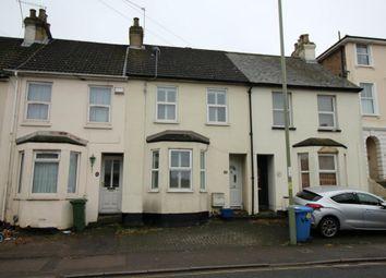 Thumbnail 2 bed terraced house for sale in Ash Road, Aldershot