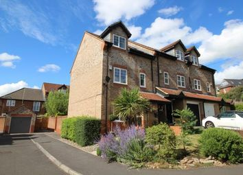 Thumbnail 3 bed end terrace house for sale in Avon Close, St. George, Bristol, United Kingdom
