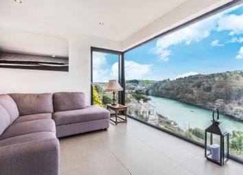 Thumbnail 5 bed detached house for sale in Lower Court Road, Newton Ferrers, South Devon.