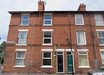 Thumbnail 3 bed terraced house for sale in Holgate Road, Nottingham