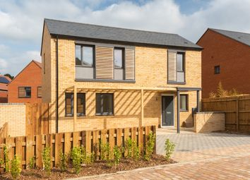 Thumbnail 3 bedroom semi-detached house for sale in Camp Road, Bordon