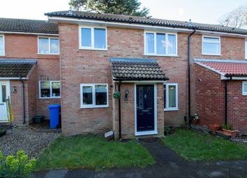Thumbnail 1 bed terraced house for sale in The Cedars, Fleet