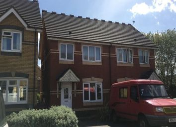 Thumbnail 3 bed semi-detached house to rent in Kingham Close, Chippenham