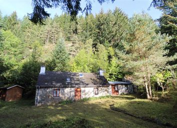 Thumbnail 1 bed cottage for sale in Rowan Cottage, Strathnacro, Glenurquhart