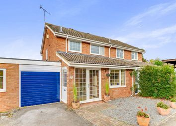 Thumbnail 3 bed semi-detached house for sale in Jupiter Drive, Leighton Buzzard