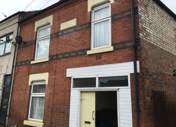 Thumbnail 1 bed flat to rent in Baggrave Street, Leicester