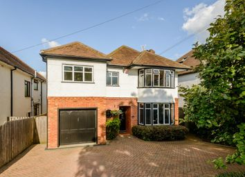 Thumbnail 4 bedroom detached house for sale in Belmont Drive, Maidenhead