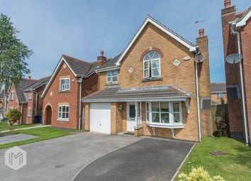 Thumbnail 4 bedroom detached house for sale in Compton Close, Hindley, Wigan
