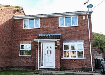 Thumbnail 3 bed semi-detached house for sale in Juniper Close, Lutterworth