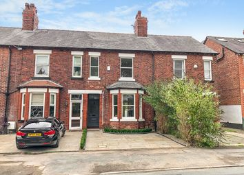 Thumbnail 3 bed terraced house to rent in Heyes Lane, Alderley Edge