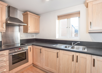 Thumbnail 2 bed flat for sale in Ashcombe Crescent, Witney