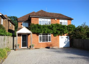 Thumbnail 5 bed detached house for sale in Station Road, Digswell, Welwyn, Hertfordshire