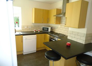 Thumbnail 4 bed terraced house to rent in Dogfield Street, Roath Cardiff