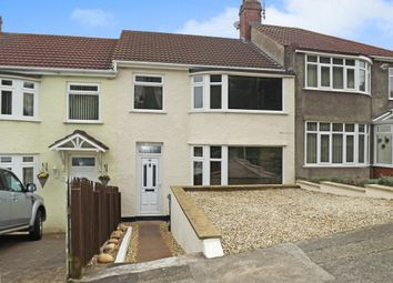 Thumbnail 3 bedroom terraced house for sale in Sherwell Rise South, Chelston, Torquay
