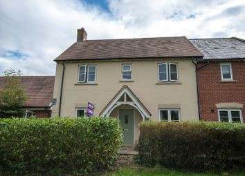 Thumbnail 3 bed semi-detached house for sale in Fallows Road, Padworth