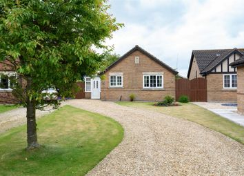 Thumbnail 2 bed detached bungalow for sale in The Chase, Fishtoft, Boston