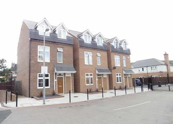 Thumbnail 4 bedroom town house to rent in Martello Close, Grays