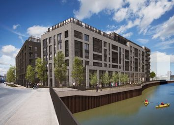 Thumbnail 3 bedroom flat for sale in Legacy Wharf, Stratford