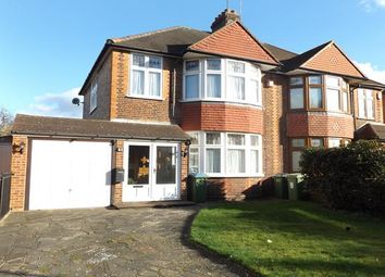 Thumbnail 4 bed semi-detached house for sale in Middle Park Avenue, Eltham