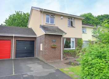 Thumbnail 3 bed detached house for sale in Westaway Close, Barnstaple