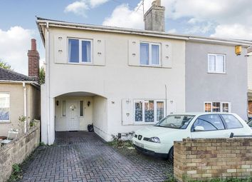 Thumbnail 3 bed semi-detached house for sale in Nelson Road, Freemantle, Southampton