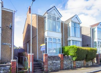 Thumbnail 3 bedroom semi-detached house for sale in Walters Crescent, Mumbles, Swansea