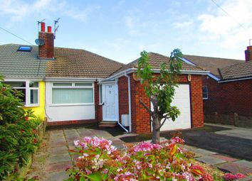 Thumbnail 2 bed bungalow to rent in Coniston Avenue, Poulton Le Fylde, Lancashire