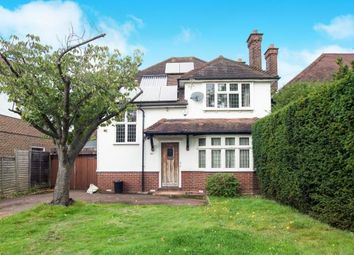 Thumbnail 3 bed detached house for sale in Hinchley Wood, Surrey, .