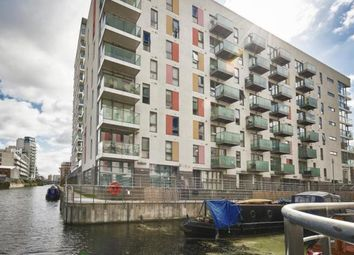 Thumbnail 2 bed flat to rent in Abbotts Wharf, London