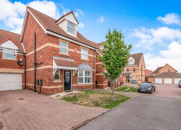 Thumbnail 4 bed semi-detached house for sale in Buckingham Court, Harworth, Doncaster