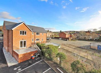 Thumbnail 3 bedroom end terrace house for sale in Brecon Road, Builth Wells, Powys