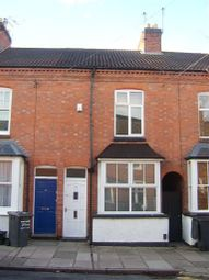 Thumbnail 3 bedroom terraced house to rent in Oxford Road, Clarendon Park, Leicester