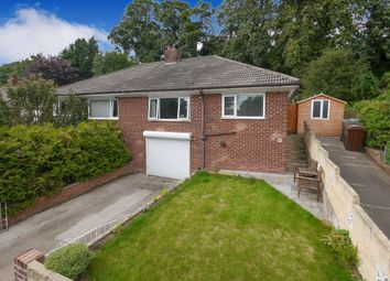 Thumbnail 2 bed bungalow for sale in Greenwood Road, Baildon, Shipley