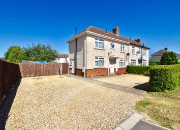 Thumbnail 3 bed semi-detached house for sale in Wellingborough Road, Broughton, Kettering
