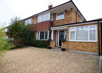 Thumbnail Semi-detached house for sale in Chiltern Close, Farnborough