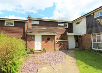 Thumbnail 3 bed terraced house for sale in Mitford Walk, Crawley, West Sussex.