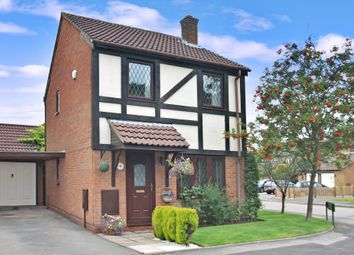 Thumbnail 3 bed detached house to rent in Stanbrook Road, Monkspath, Solihull