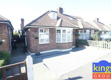 Thumbnail 2 bed semi-detached bungalow for sale in Drysdale Avenue, London