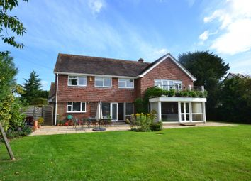 Thumbnail 6 bed detached house for sale in Ham Lane, Prinsted, Emsworth