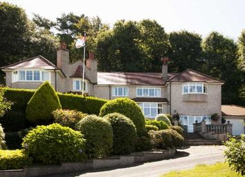 Thumbnail 5 bed property for sale in The Crescent West, Ramsey