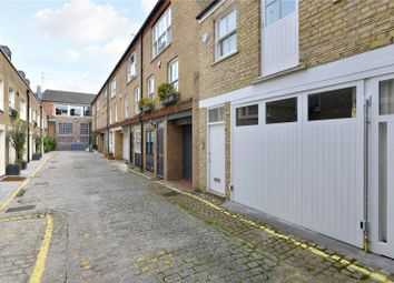 Thumbnail 3 bed mews house for sale in Wellington Close, London